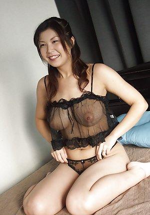 lingerie Asian porn